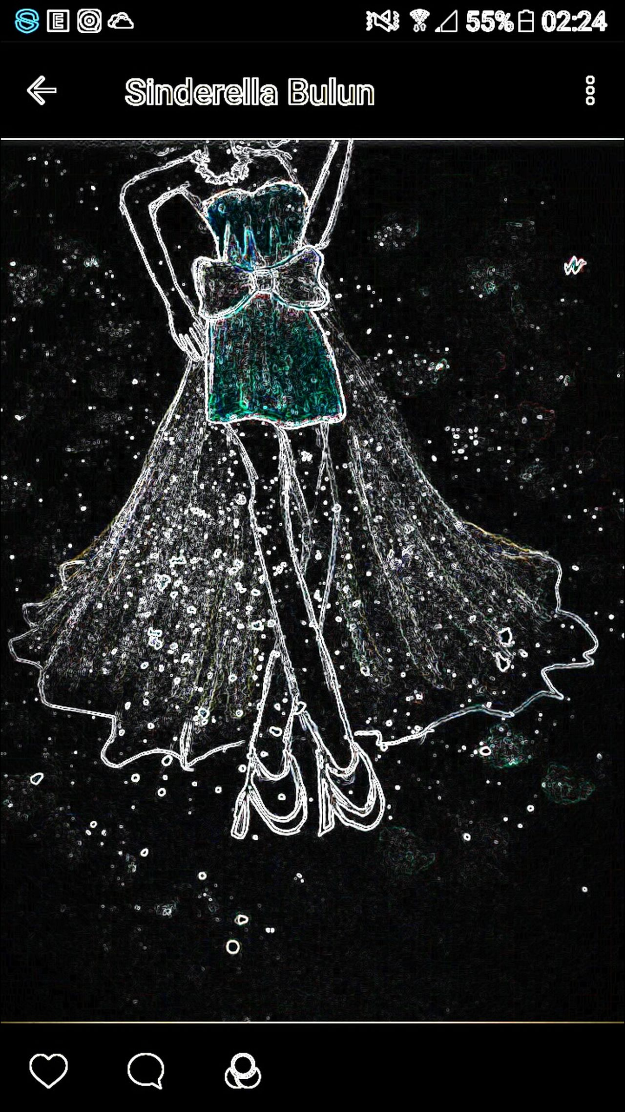 When dark come Fliter Details Textures And Shapes Creativity Dreamsinderella Dreamsinderelladesign Green Color Galaxy Starlight Galaxydress Mydesign Fashion Studio Shot Night Close-up Design