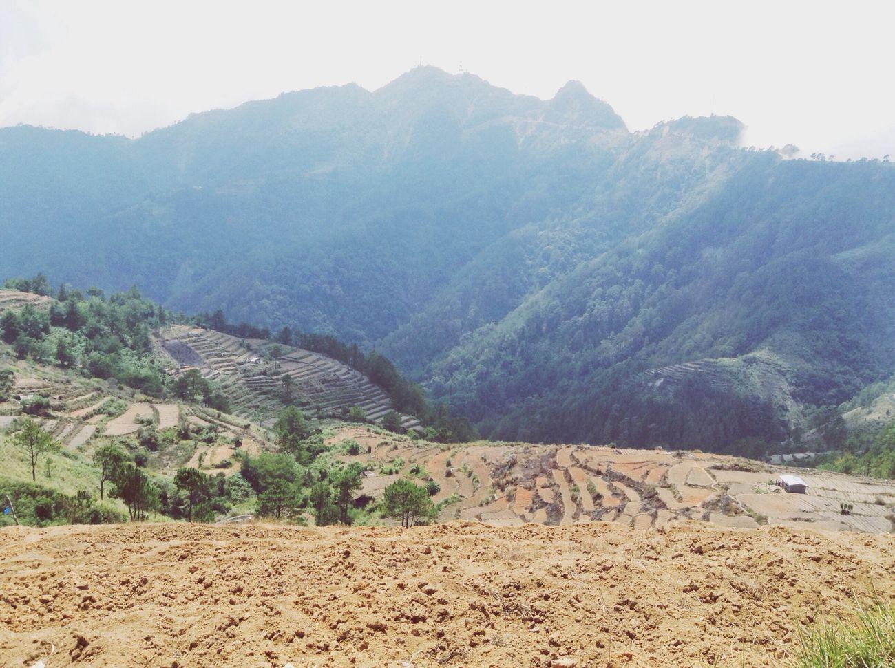 La Presa, Benguet, Philippines. Nature Mountains And Sky Perfectview