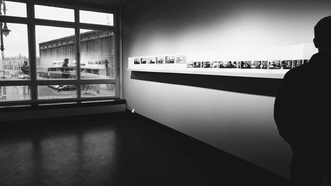 Art Fantastic Exhibition Reflection Discovering Great Works Experience Minimalism Blackandwhite Week On Eyeem