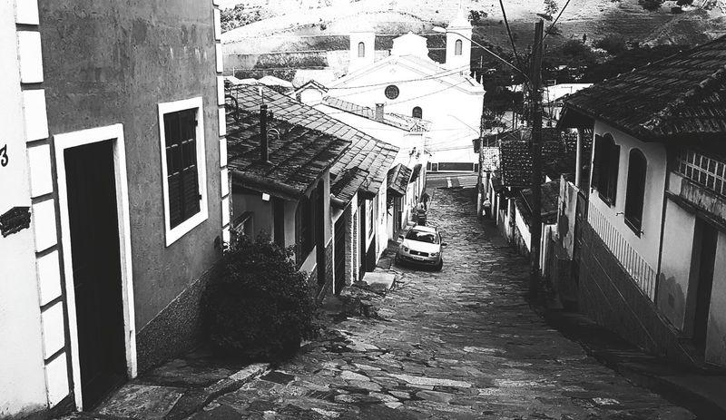 Architecture The Way Forward No People São Luiz Do Paraitinga