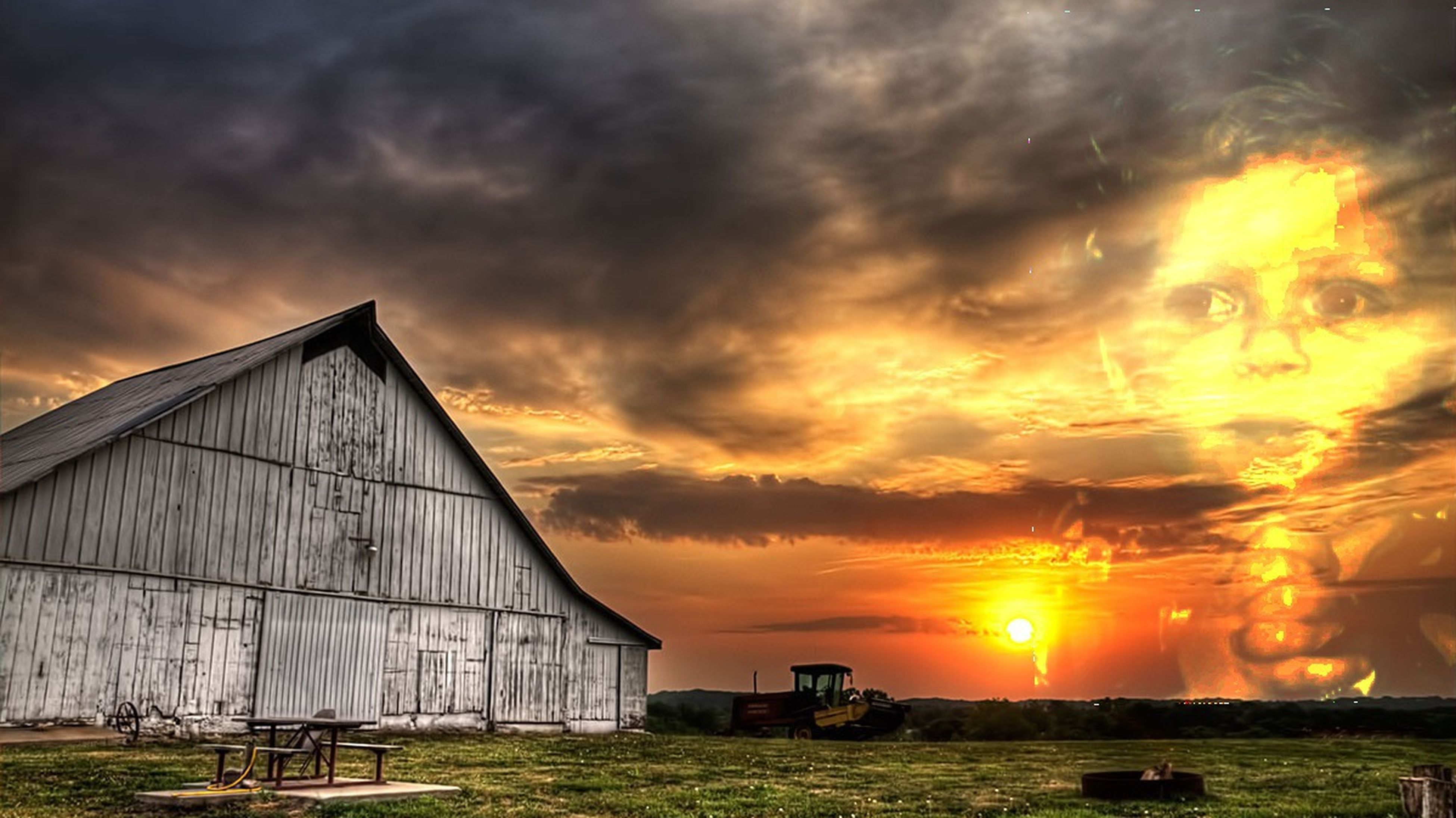 sunset, sky, cloud - sky, orange color, architecture, built structure, sun, cloudy, building exterior, dramatic sky, cloud, weather, scenics, beauty in nature, nature, sunlight, water, sunbeam, overcast, outdoors