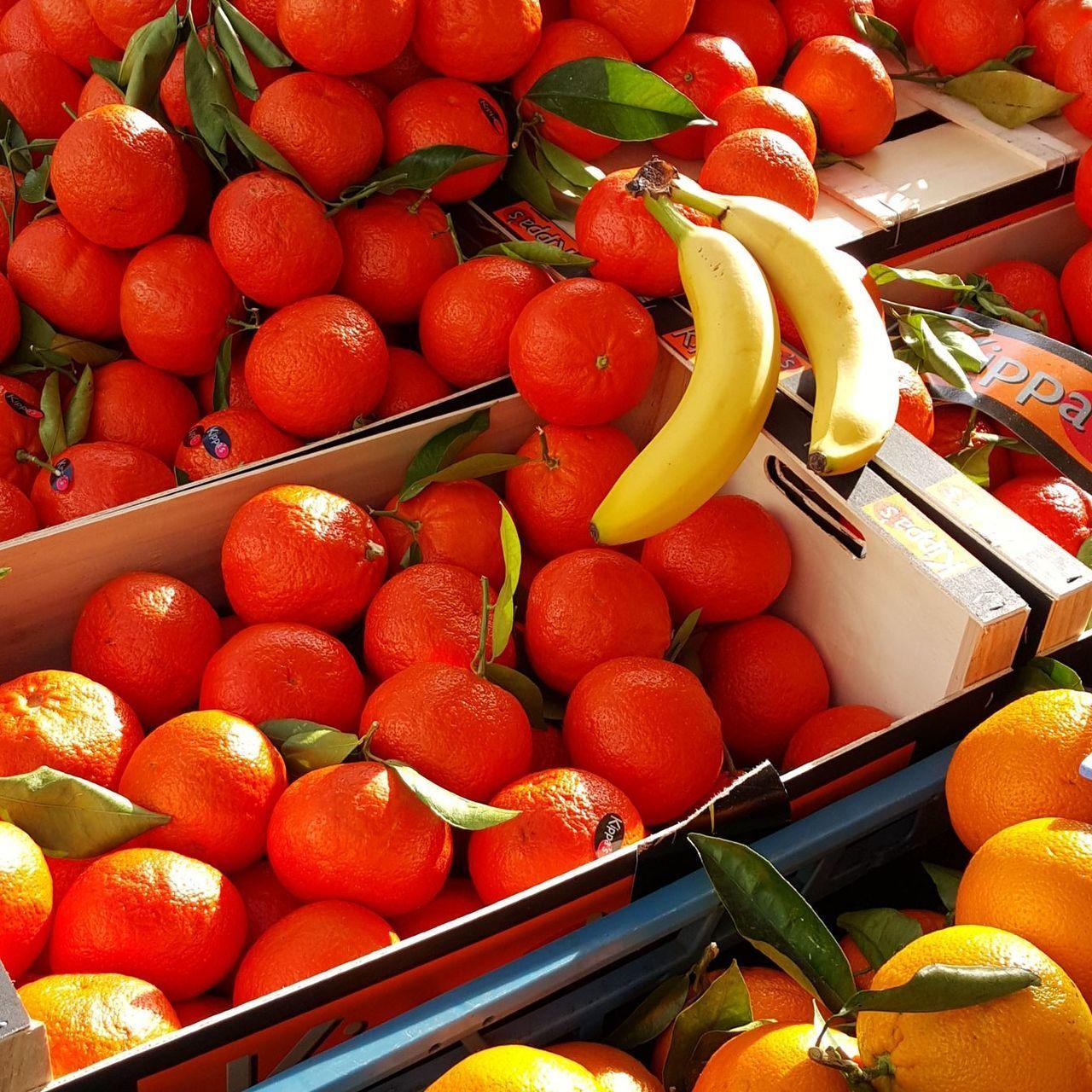 Sundaymarket Marche Tangerine Fresh Beautifullight Nofilter Kissedbythesun