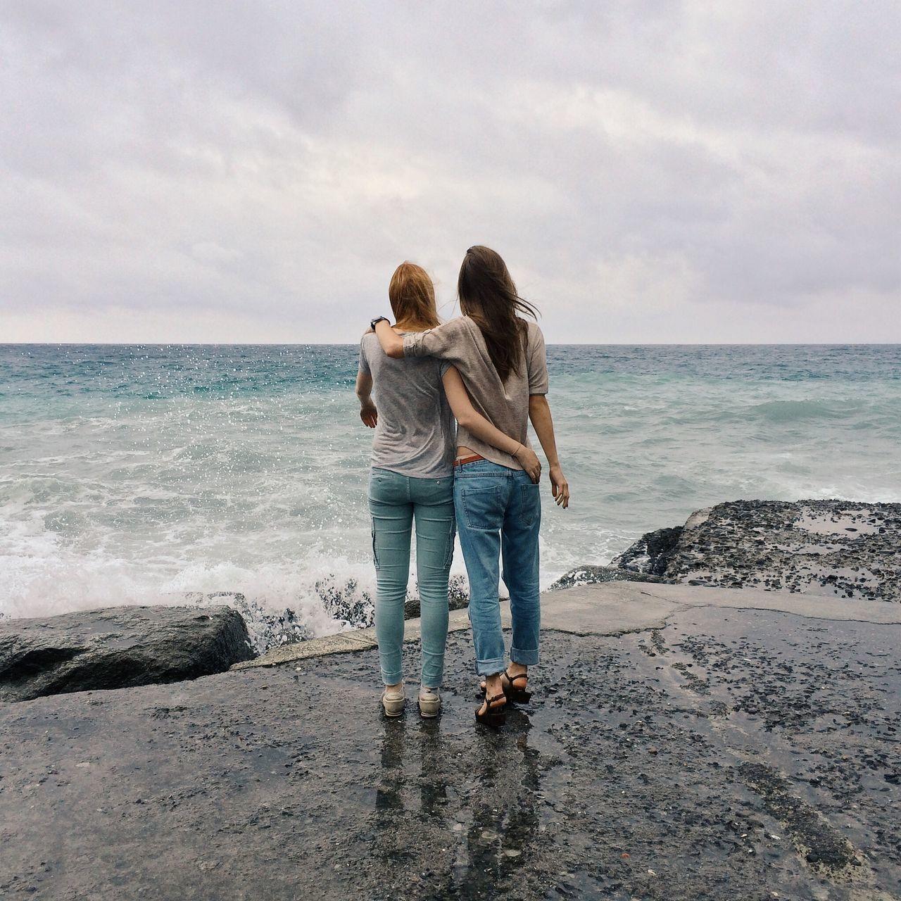 Beautiful stock photos of lovers, Arm Around, Beauty In Nature, Bonding, Camogli