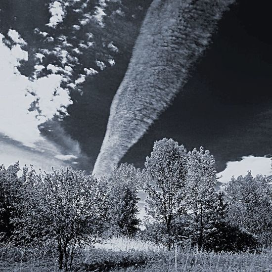 Clouds swirling around Clouds And Sky Spiral sStrange FormbBlackandwhiteNNaturecClouds
