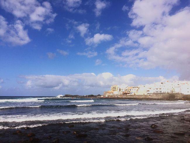 Bañaderos El Puertillo Puertillo Playa Beach Verano Summertime
