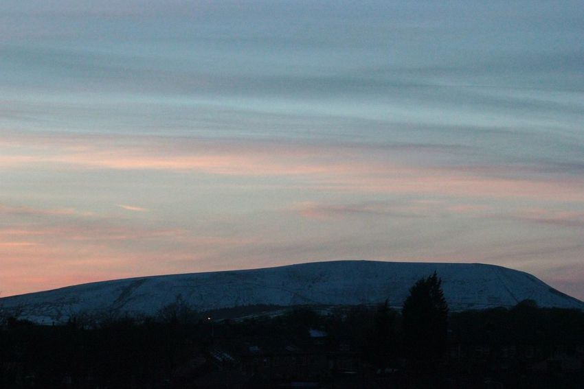 Pendle Hill Lancashire