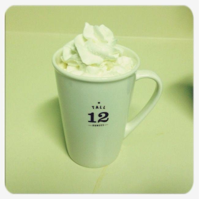 Homemade yummy coffee