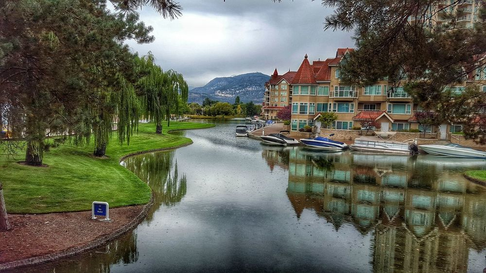 Beautiful Boats Boats And Moorings Cloud - Sky Getty Images Getty X EyeEm HDR No People Okanagan Valley Okanaganvalley Outdoors Reflection Scenics Sky Standing Water Water