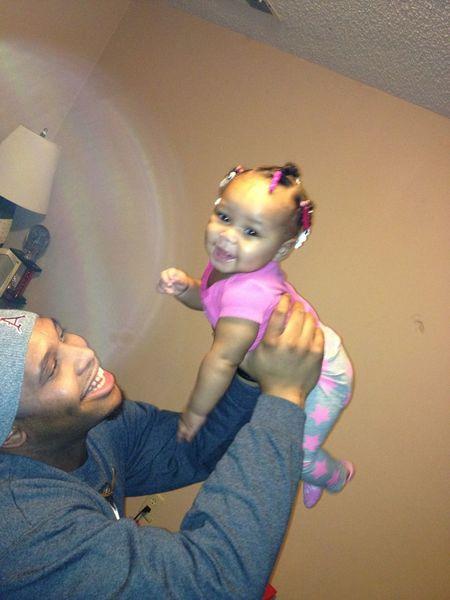 Daddy's Girl Enjoying Life Just Smile  Daddy's Girl <3