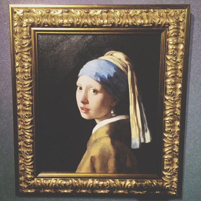 Master Of Light Vermeer