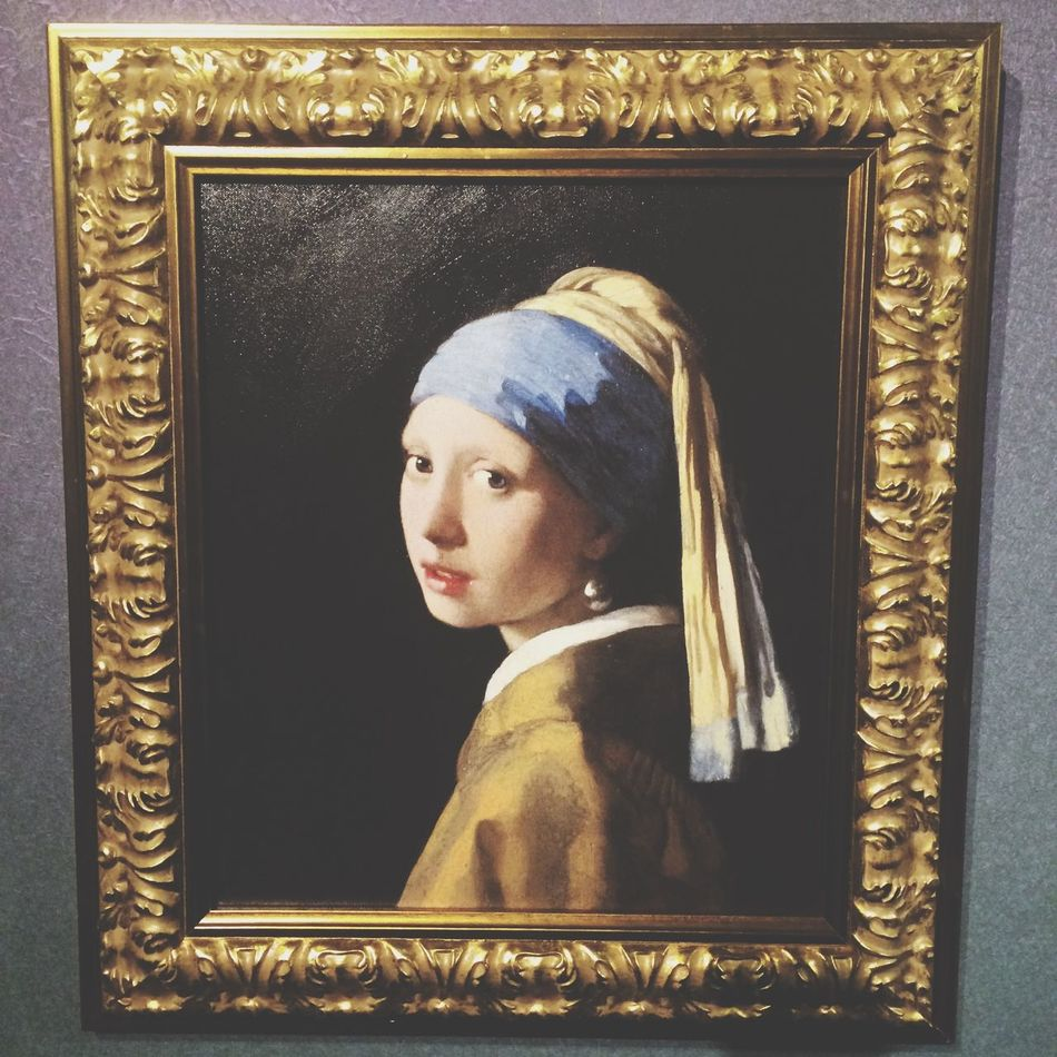Master Of Light Vermeer