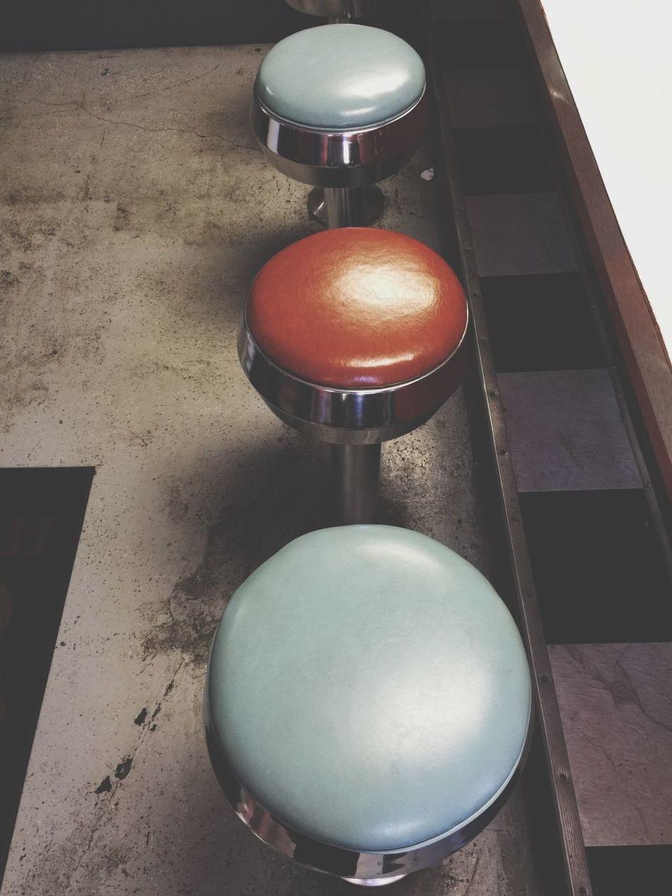 Stools Stool Vintage Treats Sugar Sweets Fun Family Diner Ice Cream Parlor EyeEm Gallery