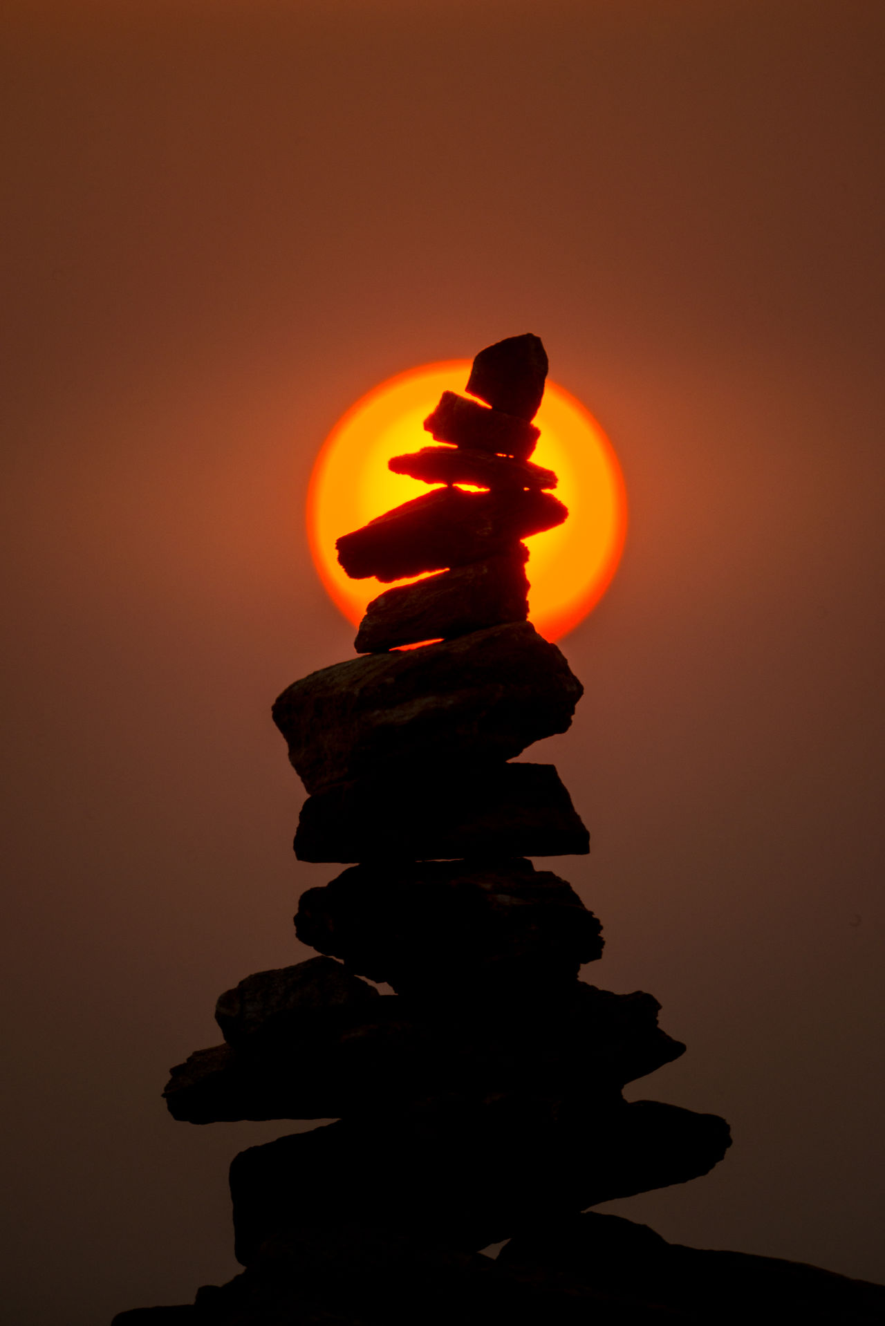 Close-up No People S Stone Studio Shot Sunrise Sunset Zen Zen Stack Zen Stone