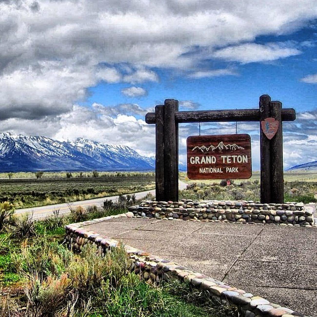 Grand Teton National Park #grandteton #nationalpark #nature #park #outdoors #wyoming #clouds #travel #honktravel Clouds Nature Travel Outdoors Park Wyoming Nationalpark Honktravel Grandteton