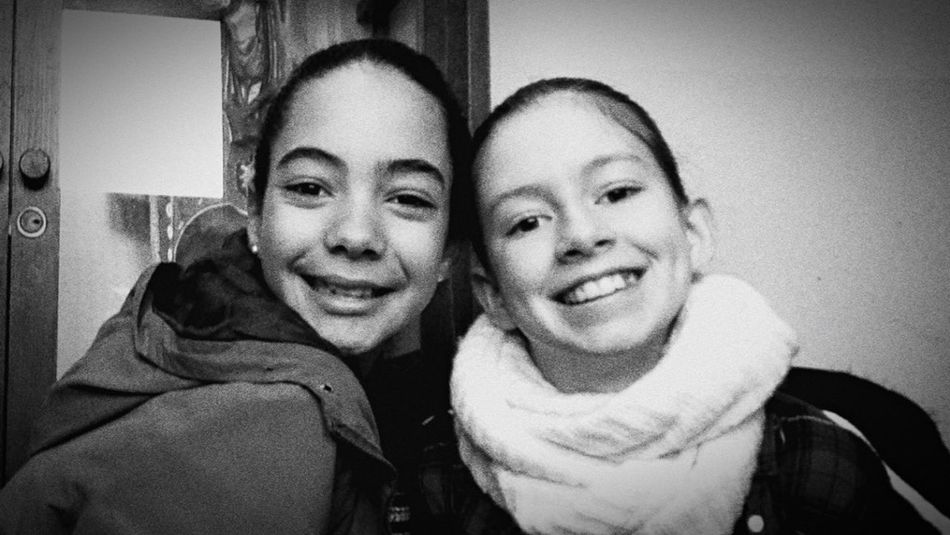 Adoro-te bestie ❤️ Love♥ Beautiful Smile ✌ With My Bestie <3