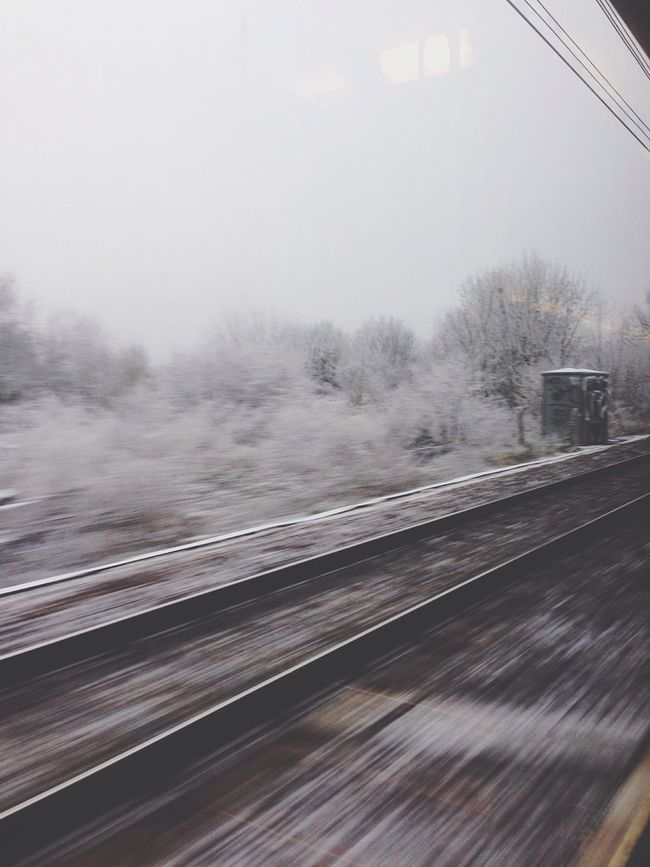 Winter is finally coming ! ❄️ First Eyeem Photo