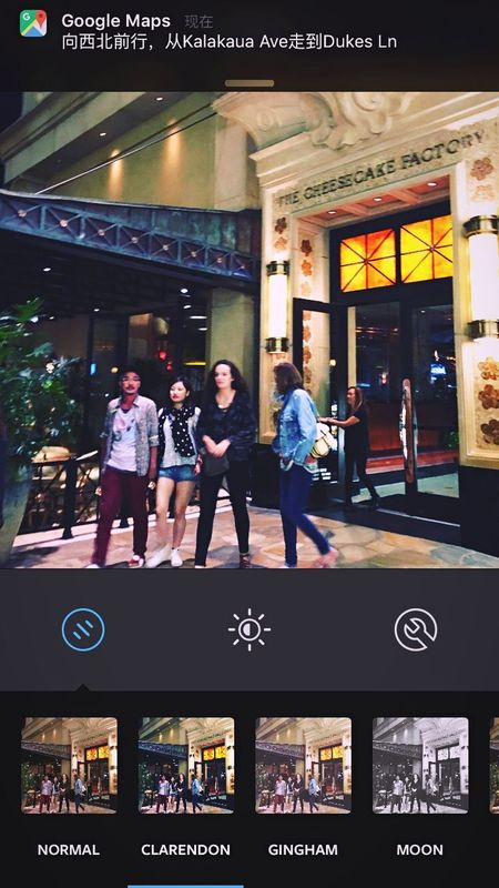 The Cheesecake Factory First Eyeem Photo