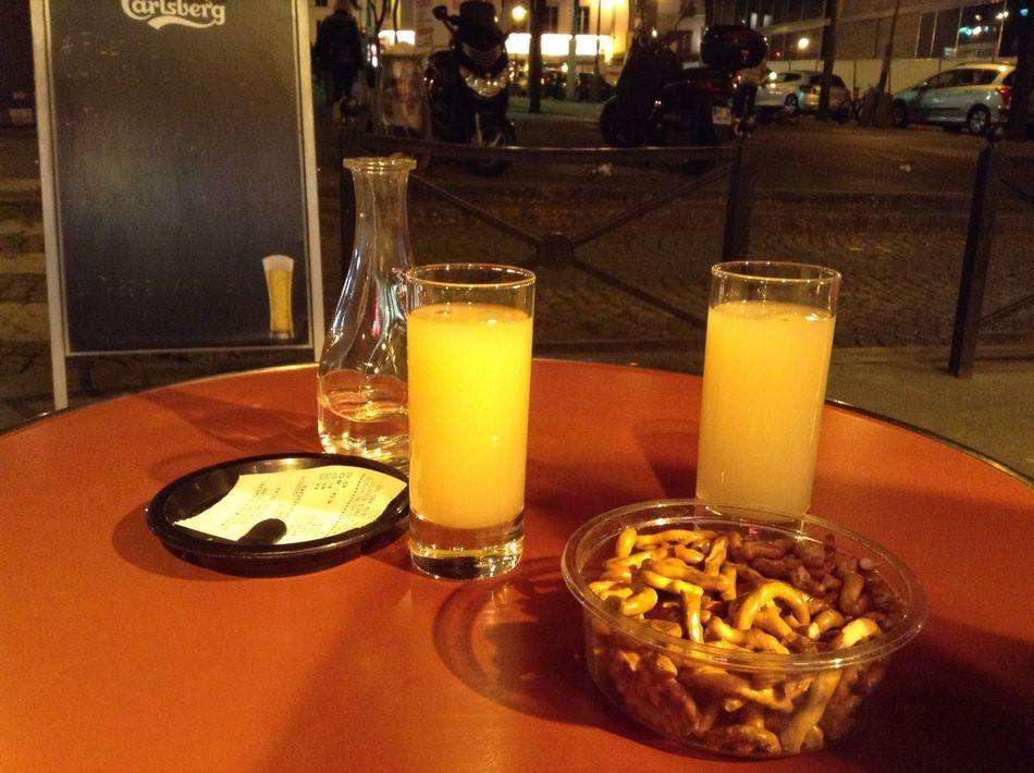 Alcool Time Food And Drink Drink Alcool  Bar Soirée Paris Saint Lazare First Eyeem Photo