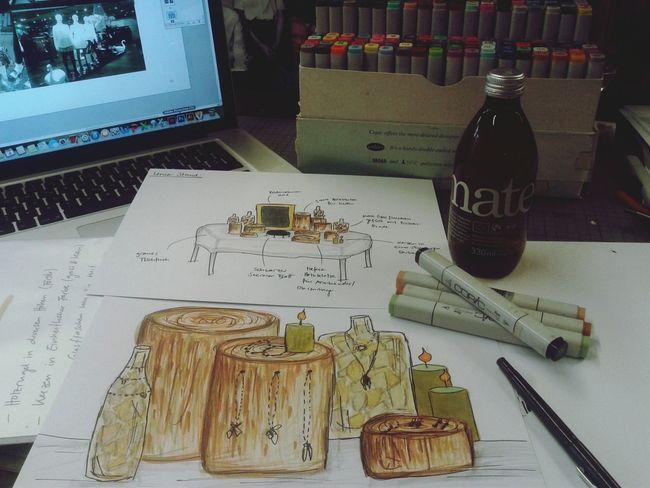 Work work work... Never Boring