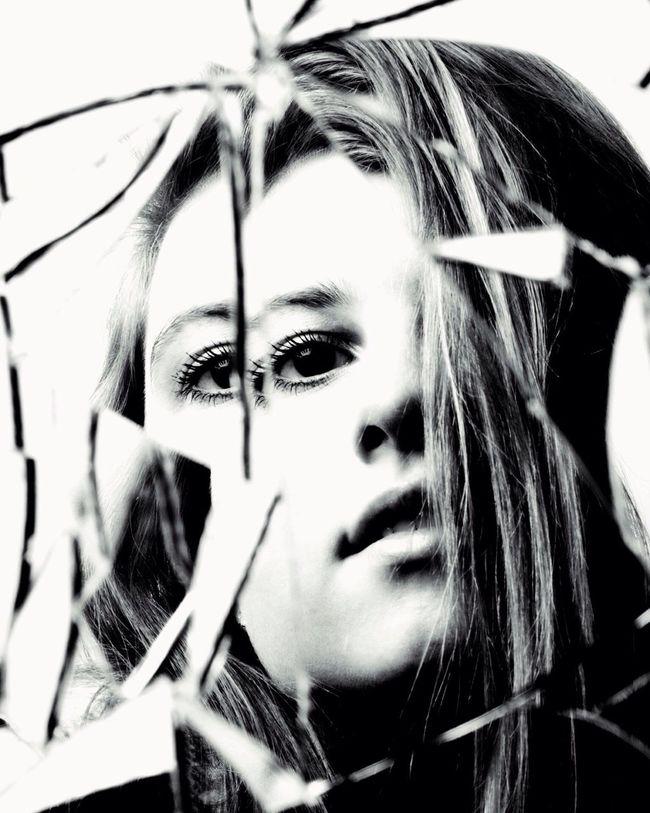Mirror Girl Human Face Splitter Mirrormirroronthewall Gaze Face Irritation Eye Art Mirrorart Crativity Photography