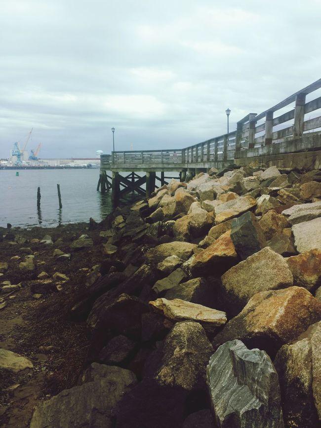 Prescott Park Taking Photos Ocean View Dockside On The Docks