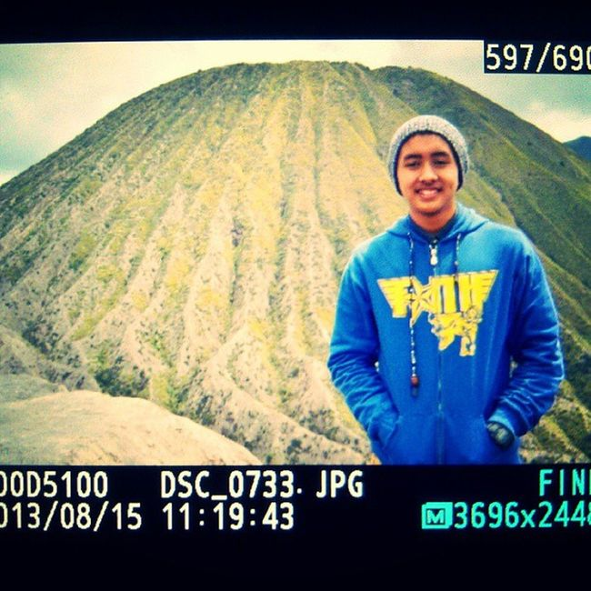 Bromo Bromo Instabromo Mount Indonesian great mountain holiday
