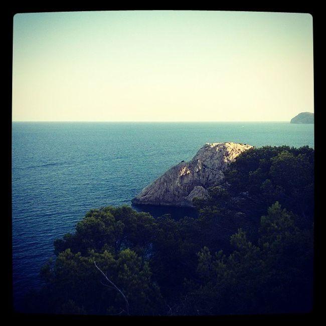 Far de Capdepera. Punt més oriental de Mallorca. Tercera aturada.