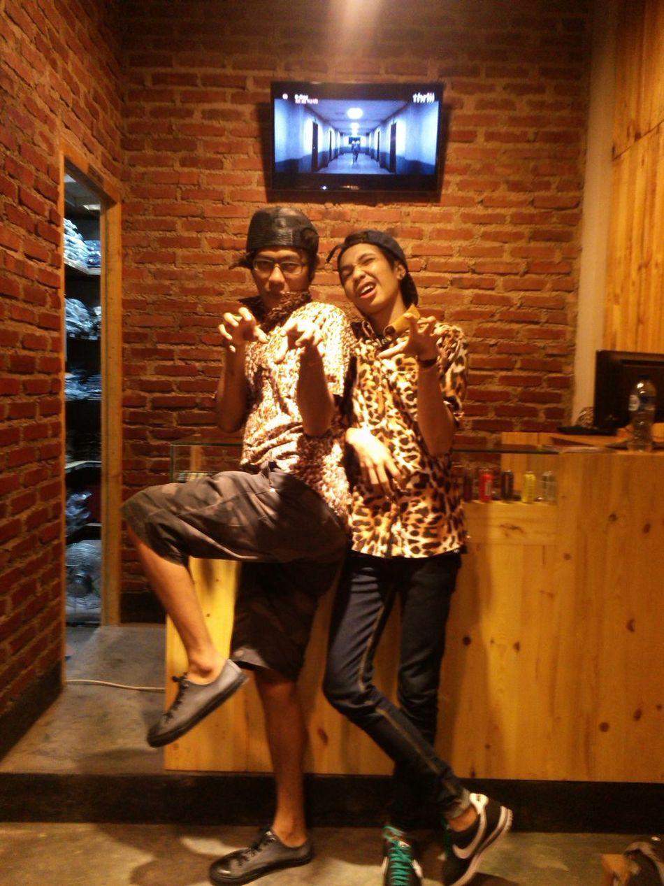 Leopard boys
