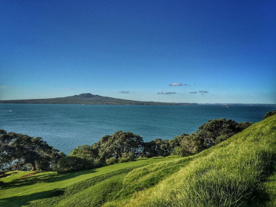 Cityscapes Rangitoto Waitemata North Head