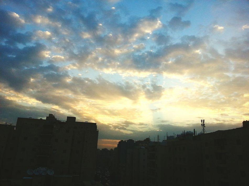 Earlymorning  Sky And Clouds Randomclick📷