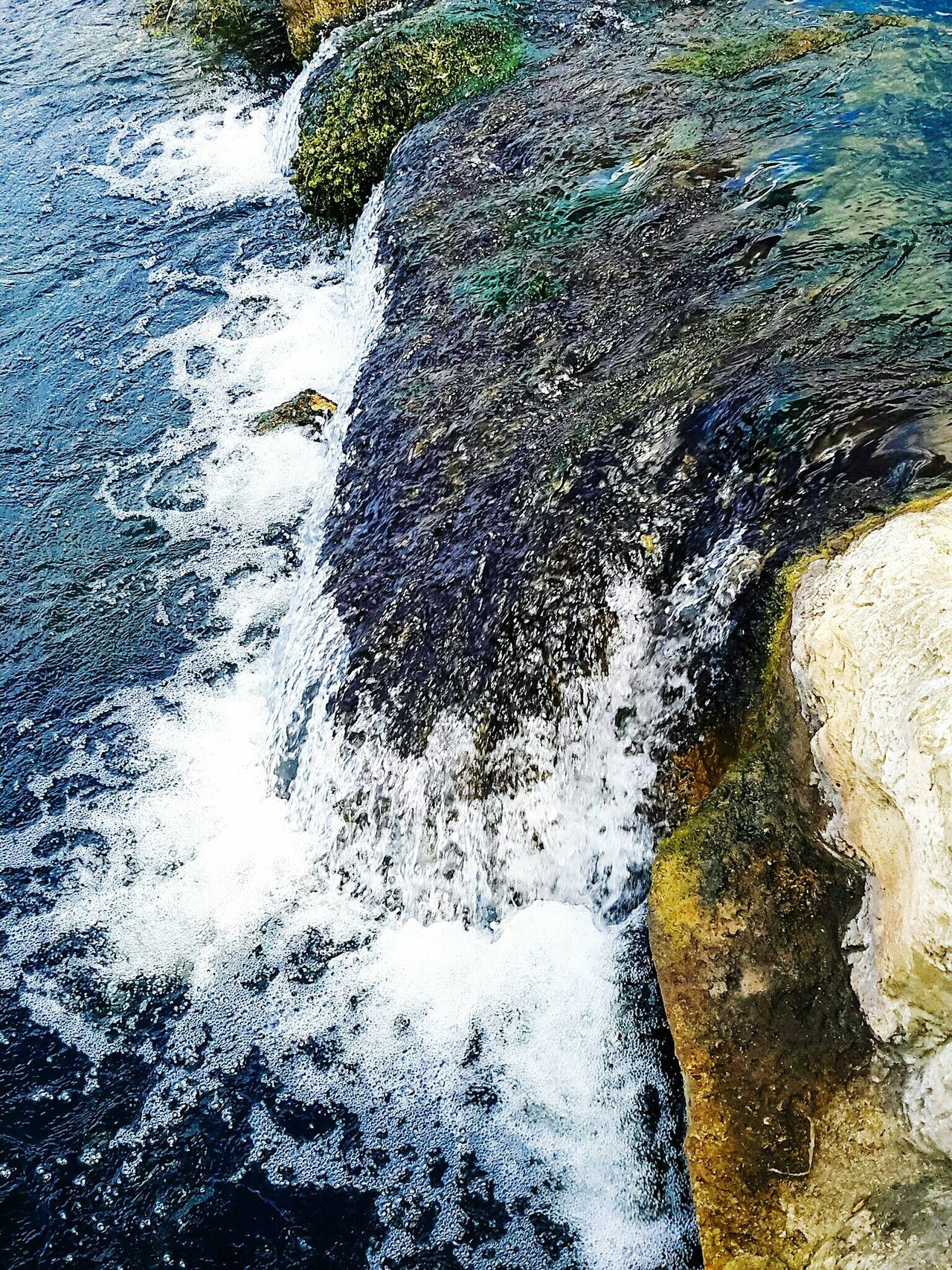 """Spring Falls"" Springfalls Water Close-up Day Wave Outdoors Nature Falls Spring Water Spring Water 2016"