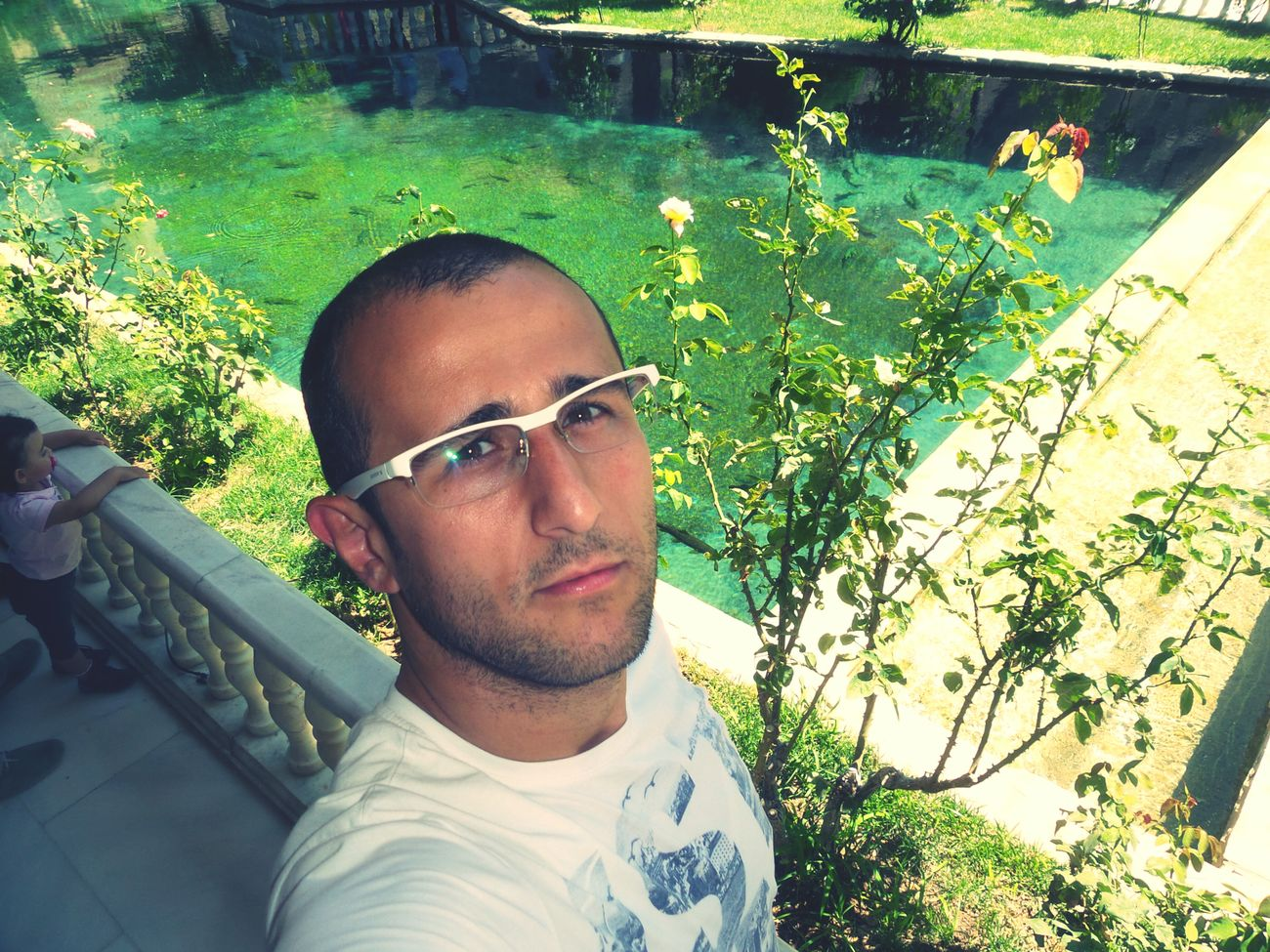 Somuncubaba Selfie ✌ özçekim Samsungs4zoom #sgs4zoom