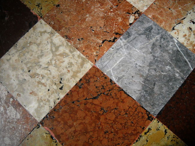 Austria Church Close-up Day Floor Graz Marble Marble Veining Multi Colored No People Squares Steiermark Summer 2016