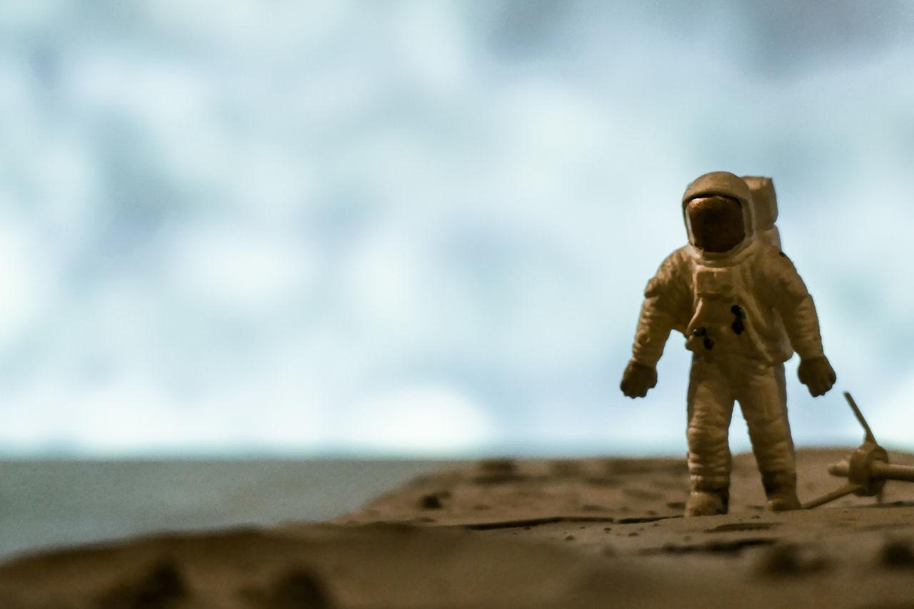 ScienceMuseum Astronaut Minature Space Spaceman Leicacamera Leicavluxtyp114 Kojikam London