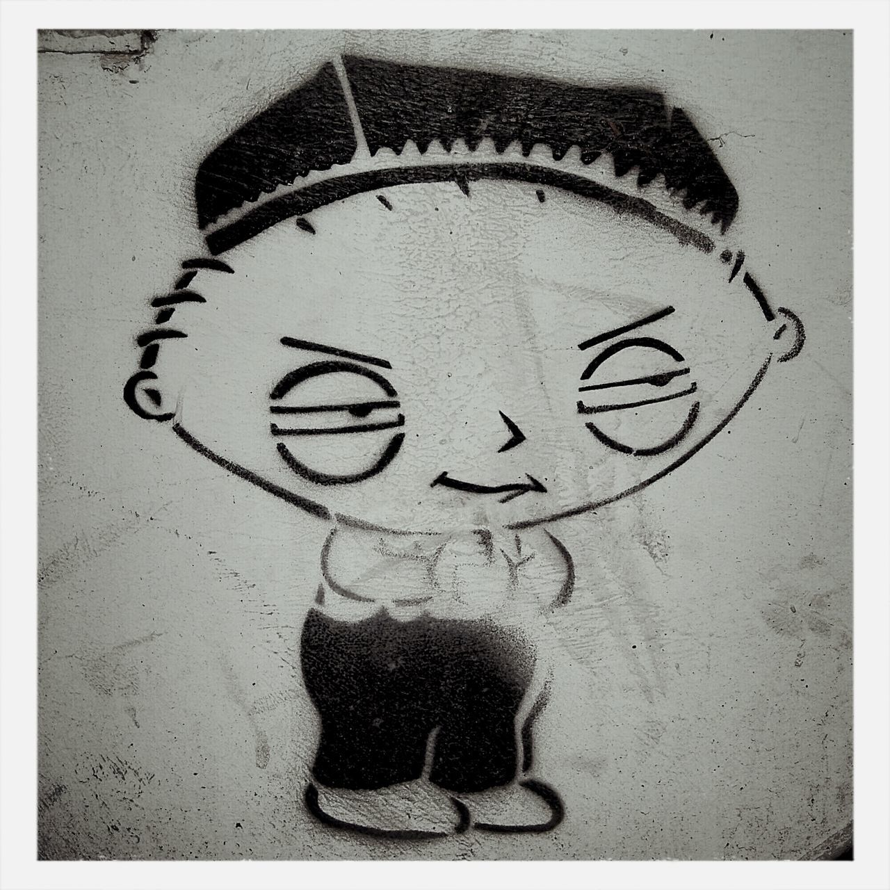 Activism Art Family Guy Stewie Uzbek