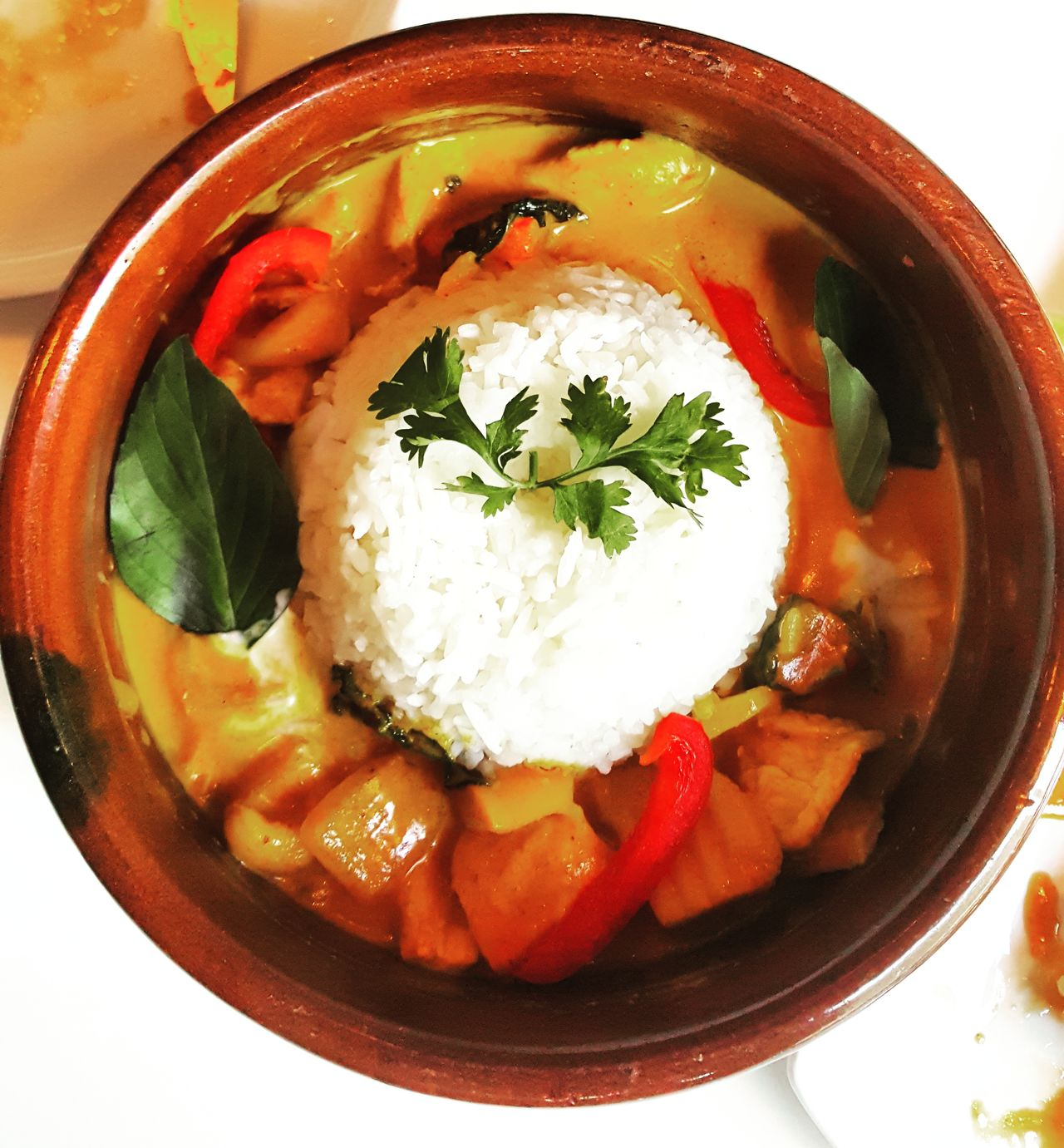 Massaman Curry Taste Of Thailand Ubon Kuwait Ubon