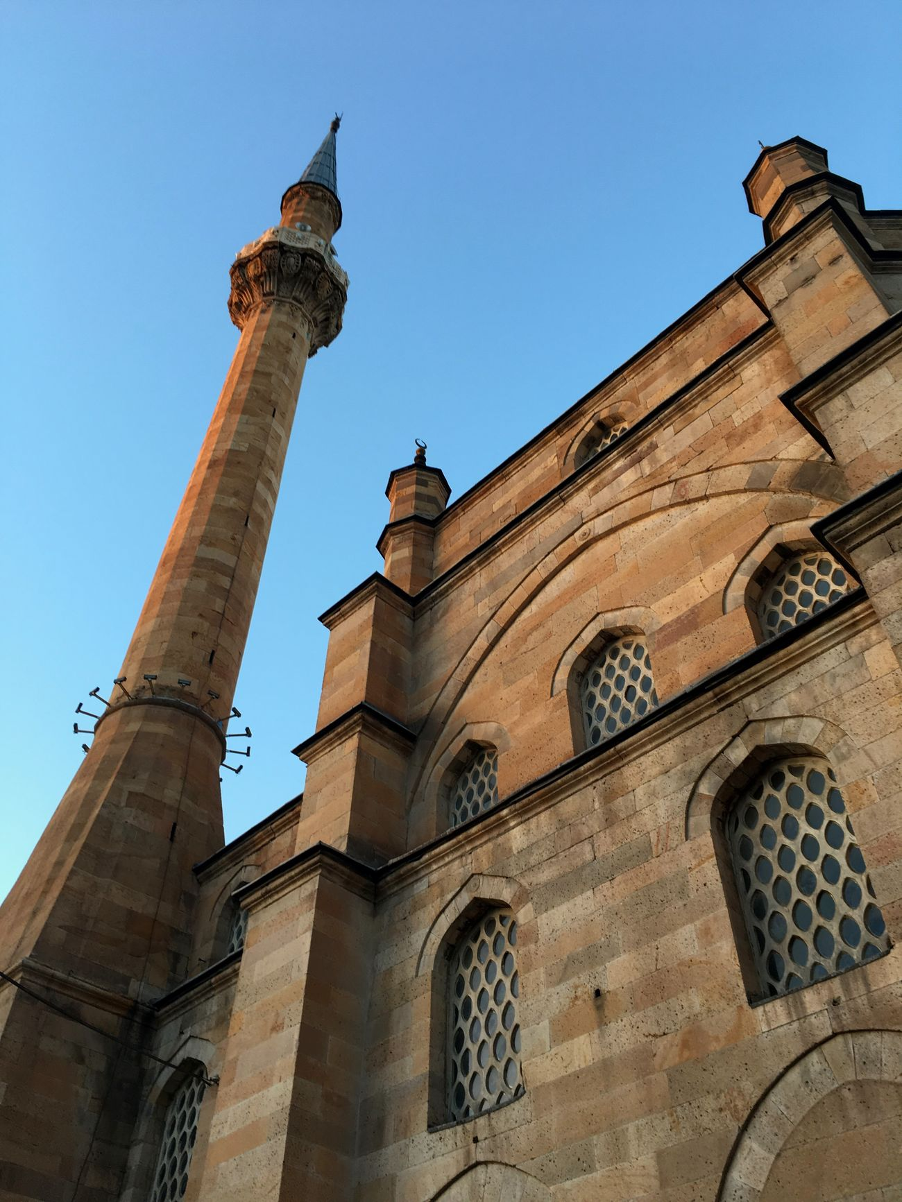 Architecture Clear Sky Day Mosque Mosque Turkey Mosque Architecture Muslim Stone Building Mubarak Turkey