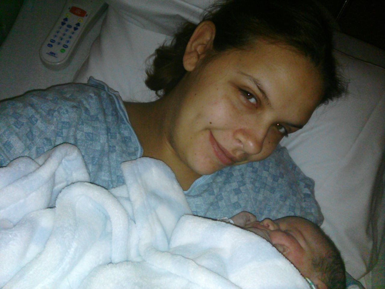 My Year My View my youngest son was born. Thats what made my year Love Newborn Motherandson