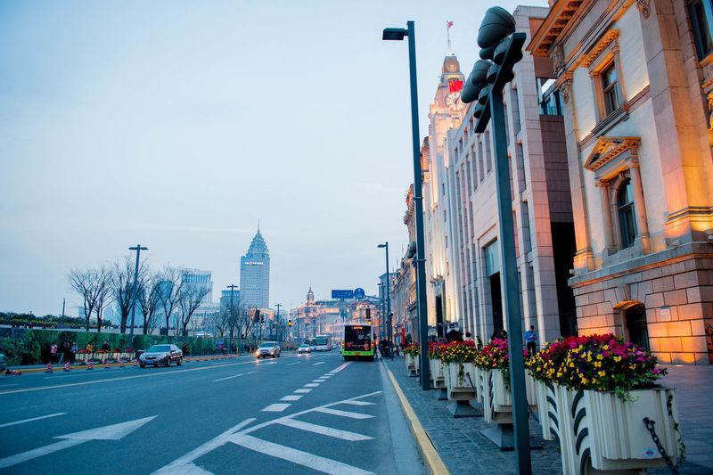 City Life Shanghai Bund