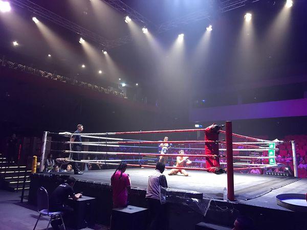 MuayThai Boxing