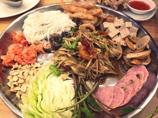 Thai style Yummy ตำถาด