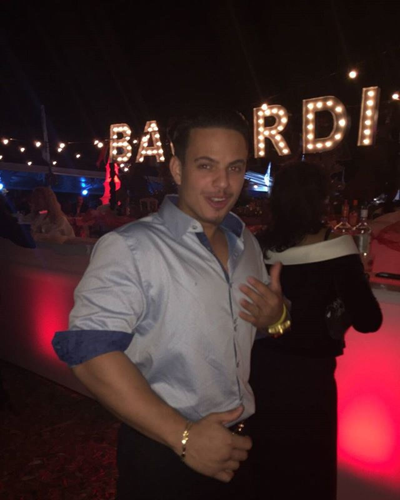 Party Fun Miami Event Club Promoting Promoter Armani GUCCI Nike Millionaire Instacollage Instalikes Instapic Insta Live Life To  The Fullest Bacardi  Drinks Jimmychoo Fashion