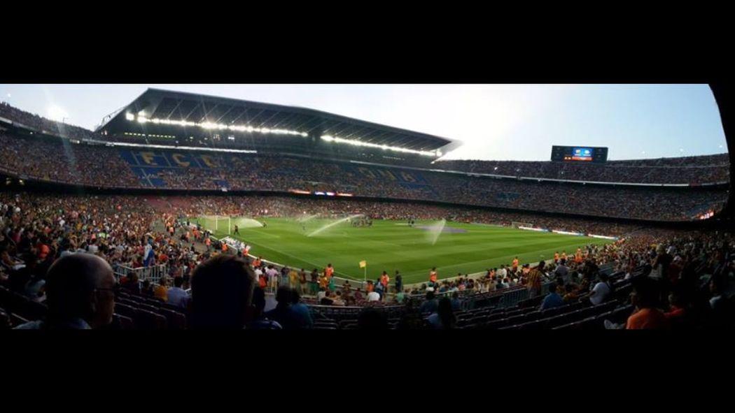 Camp Nou Barça Stadium Spectator Soccer Soccer Field Fan - Enthusiast Best Team Ever Barça