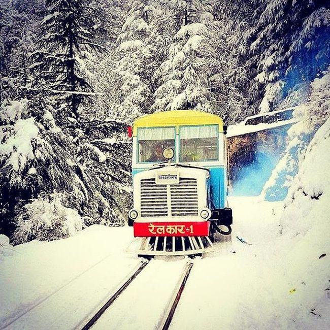 Railcar Toytrain Kalka Shimla Heritage Railway Snowfall Beautiful Journey Ridge MallRoad 😊😃😉😍😍😘😘 Himachalpradesh Instahimachal Himachalpictures Queenofhillsshimla Kinnaurdiaries Travelshimla