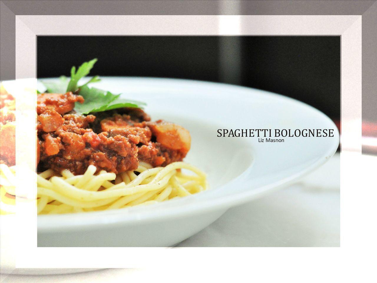 Food Freshness Italian Food Italianfood Meal Plate Ready-to-eat Spaghetti Spaghetti Bolognese
