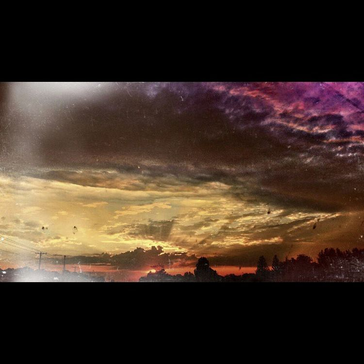 Sunrise Lotsoffilters Arkansas Clouds