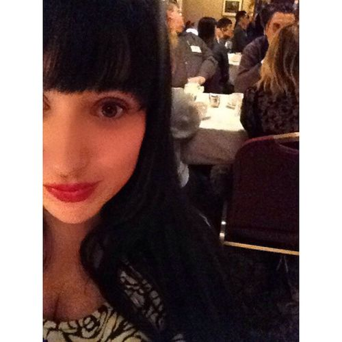 WhodunitTO | What a fun night! I got called Cher, more than once - but I'm taking it as a compliment. ??