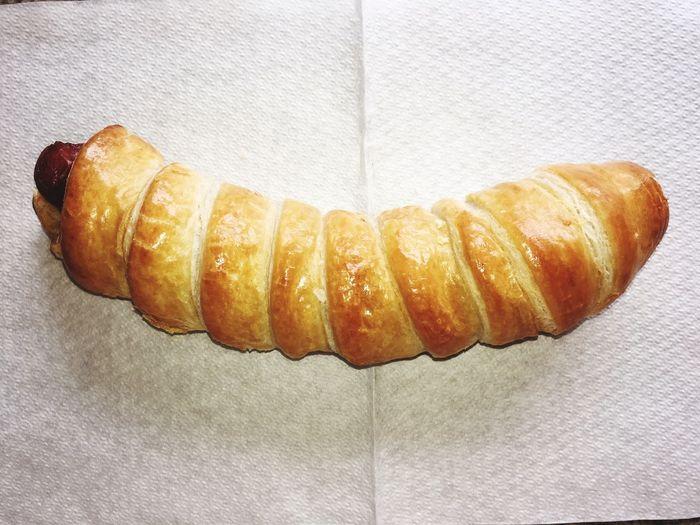 Swiss Schweinswurst Wurst Pastry Wurstporn