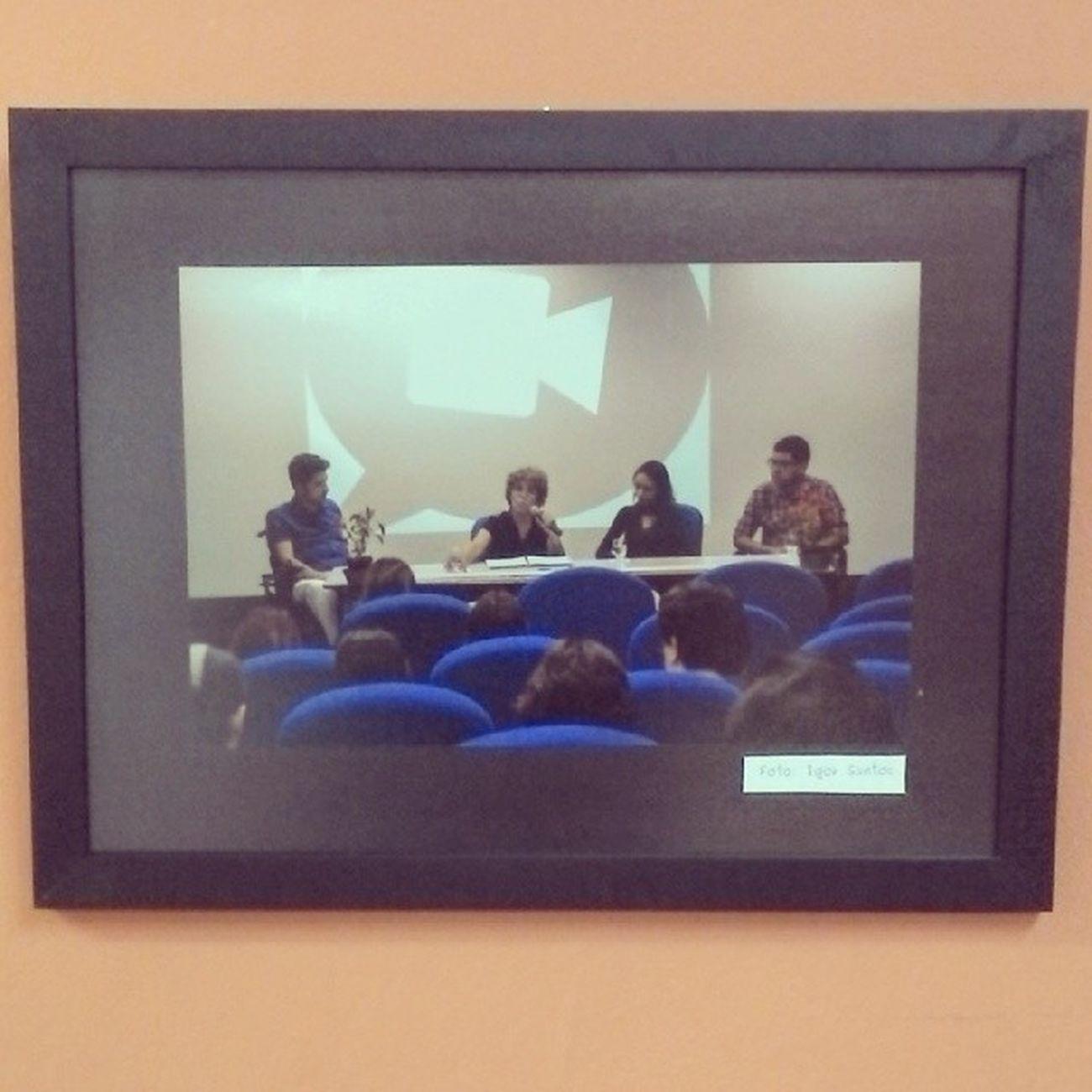 Tem foto minha em exposição na coordenação do Jornalismo Ufms