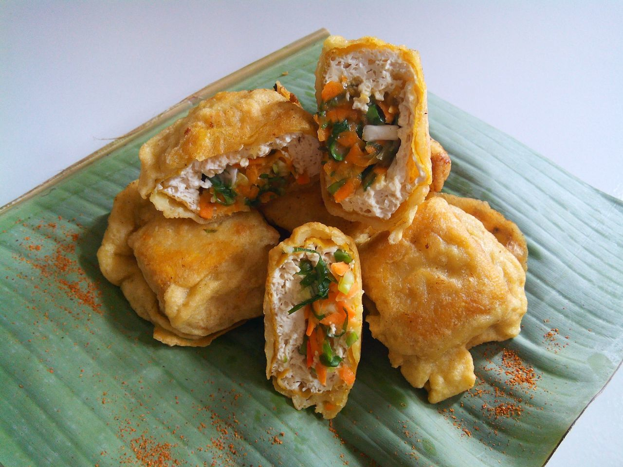 Gehu pedas Ready-to-eat Food Hot Delicious Gehupedas Bandung EyeEmNewHere